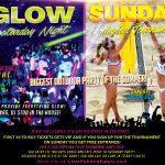 Glow Saturday Night/ Sunday Volleyball Tournament